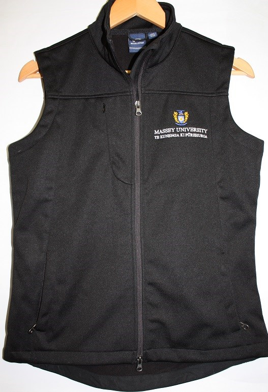 Soft Shell Vest - Womens