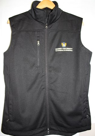 Soft Shell Vest - Mens