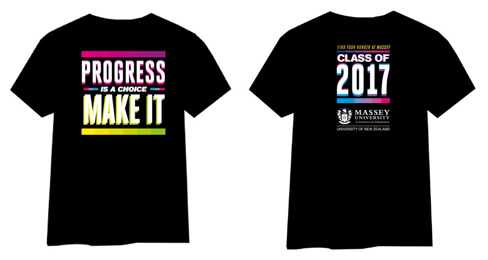 Class of 2017 T - Progress is a Choice