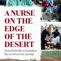 Nurse on  Edge of the Desert