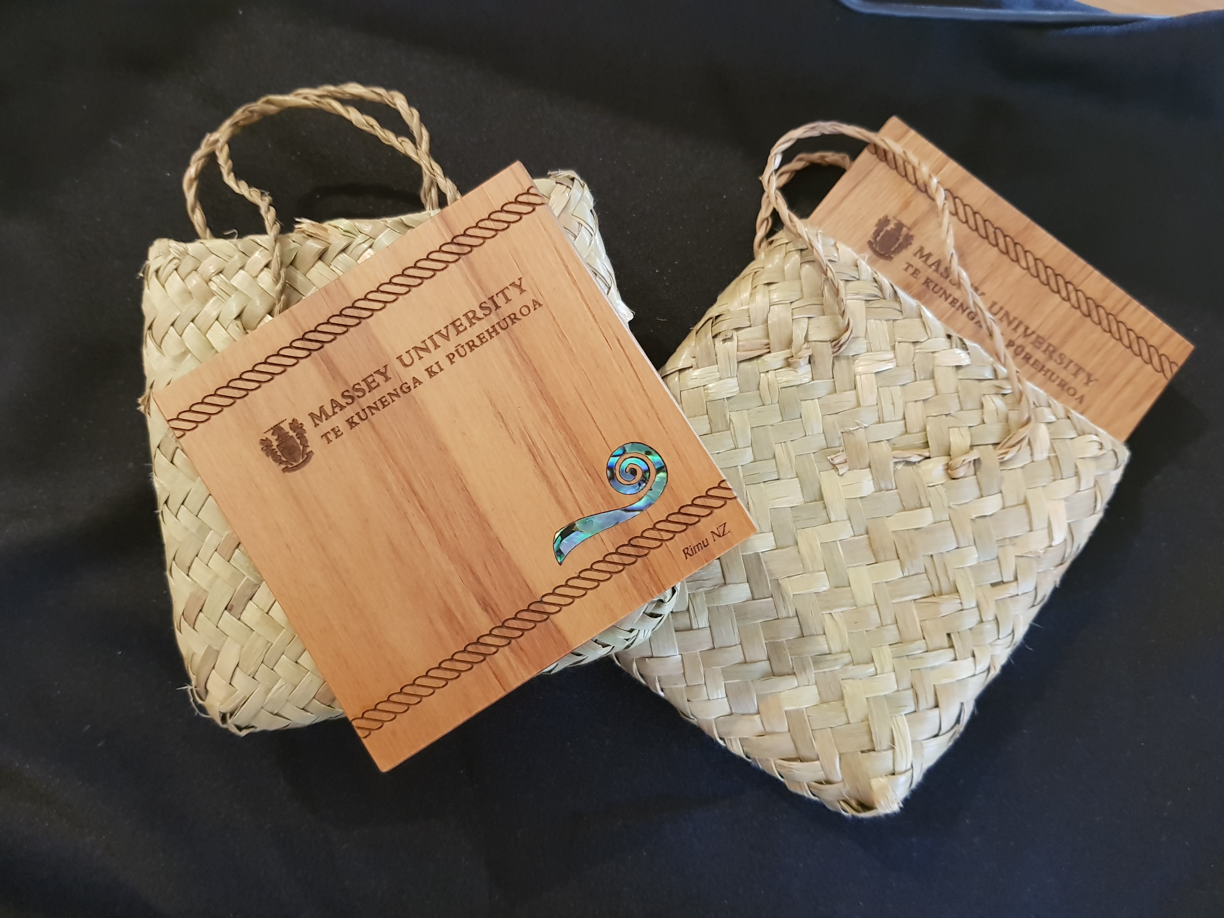 Rimu Coaster in Kete